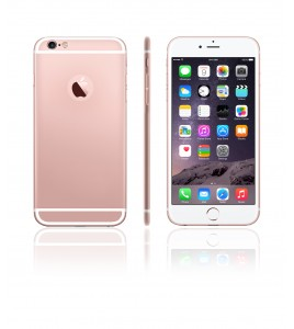 Glass Design iphone 6 Plus/6S Plus - Rose Gold