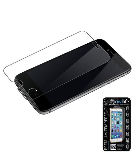 owllife Premium Tempered Glass iphone 7 Plus