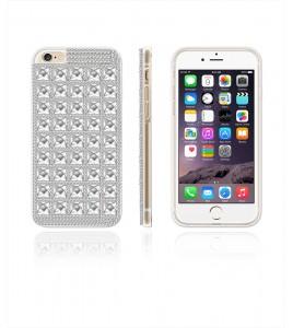 Diamond TPU Case iphone 6/6S - White