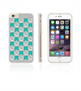 Diamond TPU Case iphone 6/6S - Green