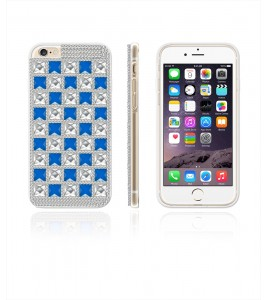 Diamond TPU Case iphone 6/6S - Blue