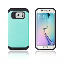 Duo Protection Case Galaxy S6 edge - Mint