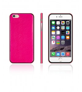 Design Candy Case iphone 6/6S - Hot Pink