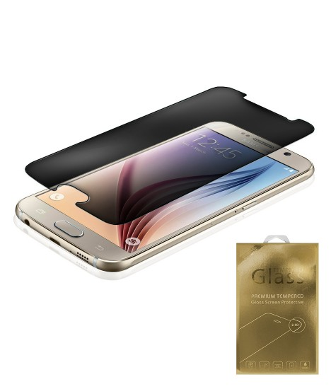Premium Tempered Glass privacy Galaxy S6