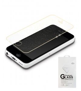 Premium Tempered Glass Sparkles iphone 5C