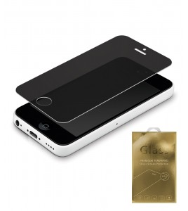 Premium Tempered Glass privacy iphone 5C