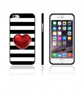 Design Candy Case iphone 6/6S - Black