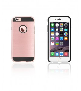 Metal Case iphone 6/6S - Rose Gold