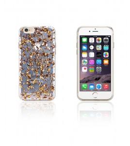 24 Karat Case iphone 6/6S - Gold