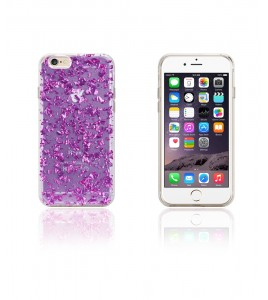24 Karat Case iphone 6/6S - Purple