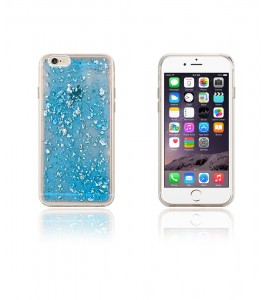24 Karat Case iPhone 6/6S - Blue