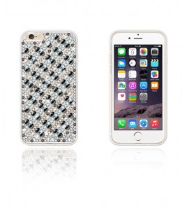 Diamond TPU Case iphone 6/6S - Black