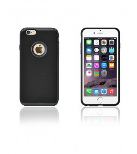 Dome Case iphone 6/6S - Black