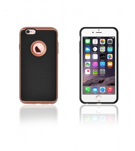 Dome Case iphone 6/6S - Rose Gold