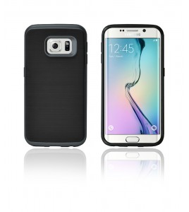 Dome Case Galaxy S6 edge - Black