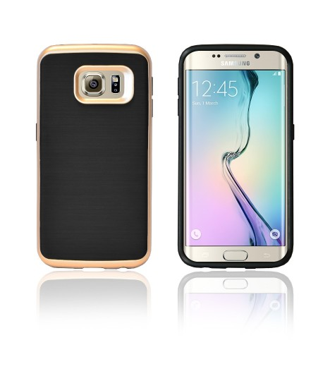 Dome Case Galaxy S6 edge - Gold