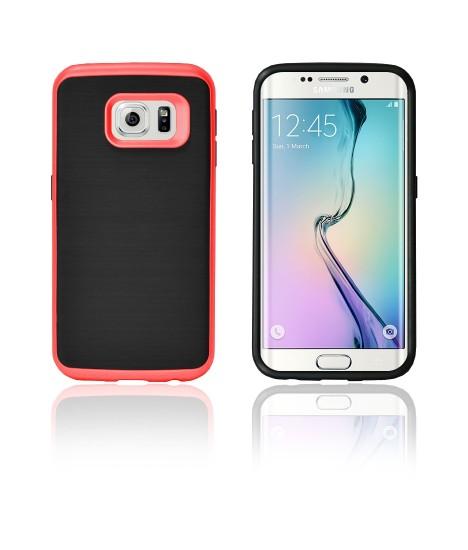 Dome Case Galaxy S6 edge - Red