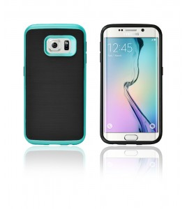 Dome Case Galaxy S6 edge - Mint