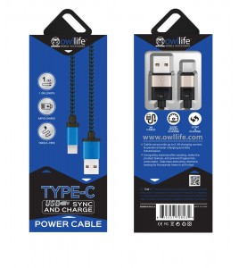 Type-C Sync/Charge Cable