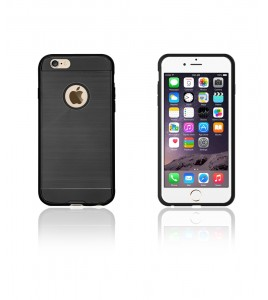 Metal Case iphone 6/6S - Black