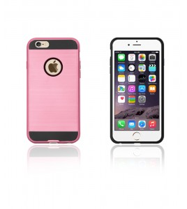 Metal Case iphone 6/6S - Pink