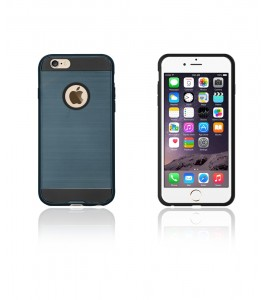 Metal Case iphone 6/6S - Blue