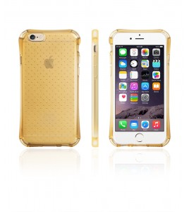 DOT TPU Case iphone 6/6S - Gold