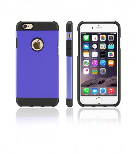 Duo Protection Case iphone 6/6S - Purple