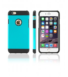 Duo Protection Case iphone 6/6S - Mint