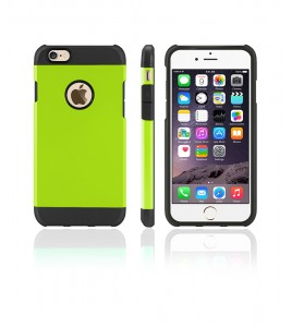 Duo Protection Case iphone 6/6S - Green