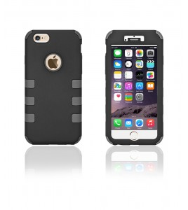 Hybrid Protector Cover iphone 6/6S - Gray