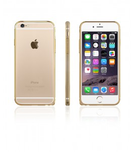 Metal Bumper iphone 6/6S - Gold