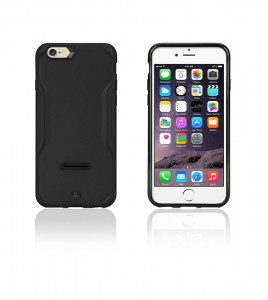 Kick-Stand Case iphone 6/6S - Black