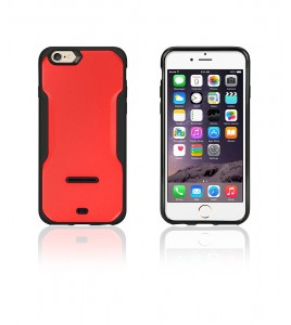 Kick-Stand Case iphone 6/6S - Red