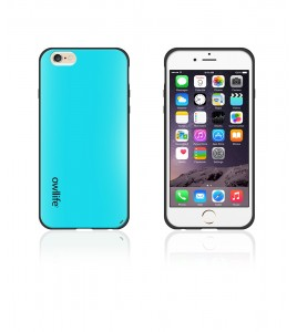 Owllife Matt Candy Case iphone 6/6S - Light Blue