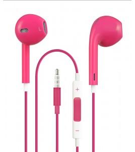 Stereo Handfree - Pink