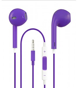 Stereo Handfree - Purple