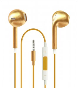 Stereo Handfree - Gold