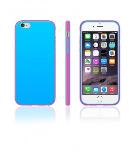 Candy Case iphone 6/6S - Light Blue